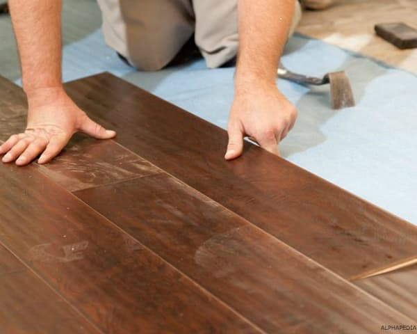 How To Install Floating Parquet Flooring