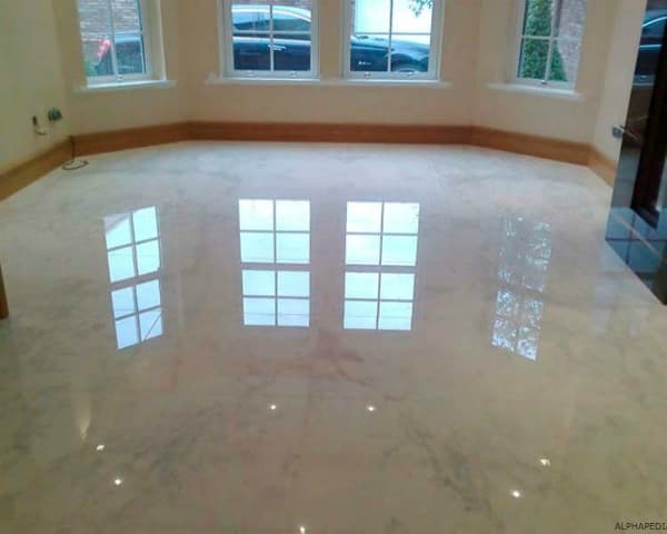 ¿ HOW TO CLEAN MARBLE FLOORS ?
