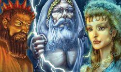 IMAGEN DE LOS DIOSES GRIEGOS / GREEK GODS IMAGE