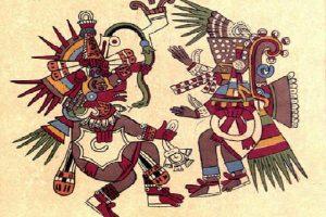 IMAGEN DE NOMBRES DE DIOSES MAYAS / IMAGE OF NAMES OF MAYAN GODS