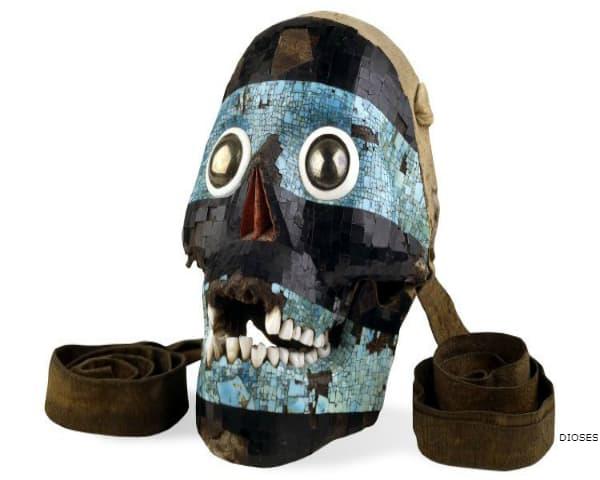 Aztec God Tezcatlipoca