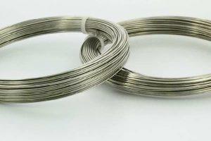 IMAGEN DE ALAMBRE DE PLATINO / platinum wire image