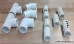 IMAGEN DE CODOS PVC / pvc elbows image