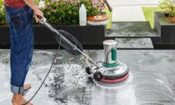 IMAGEN DE COMO LIMPIAR PISOS DE GRANITO / IMAGE OF HOW TO CLEAN GRANITE FLOORS