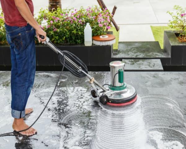 ¿ HOW TO CLEAN GRANITE FLOORS ?