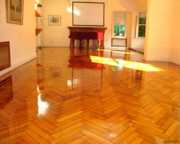 ¿ HOW TO CLEAN WOODEN FLOORS ?