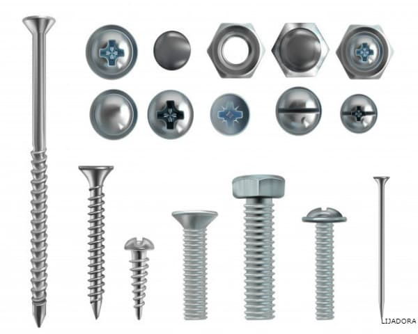 SCREW: Definition, Examples, Types and Sizes For Wood