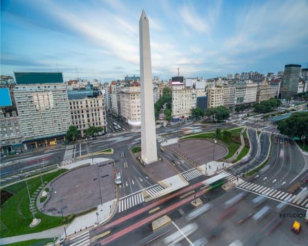 ARGENTINA: Mapa y Provincias del País