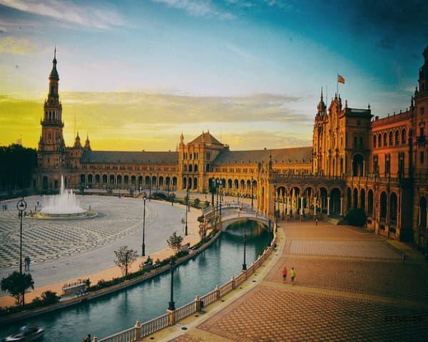 ESPAÑA: Mapa, Provincias y Ciudades