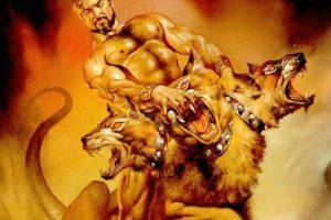 IMAGEN DEL DIOS HERCULES / GOD HERCULES IMAGE