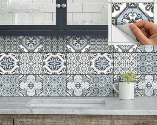 ADHESIVE TILES: Prices, Brands and Types or Models