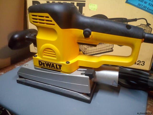 DEWALT BELT SANDER: Great Price on Qualified Products