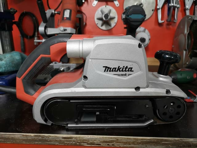 MAKITA BELT SANDER: Great Price on Qualified Products