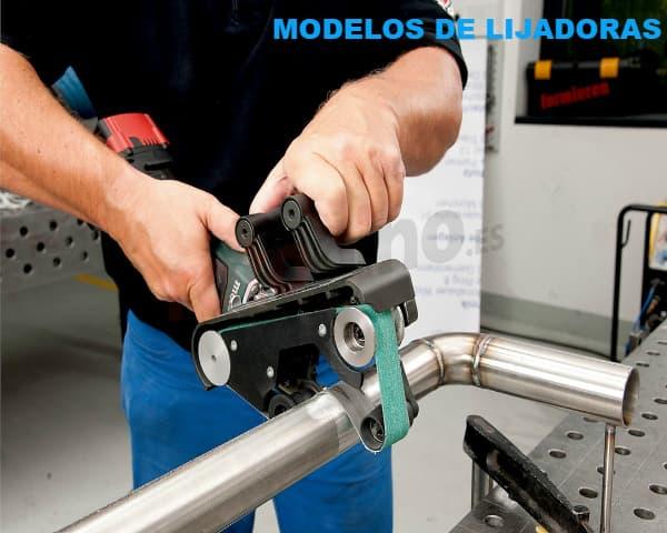 MODELOS DE LIJADORAS para MADERA y ELÉCTRICAS