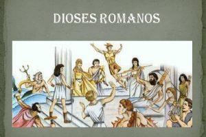 Dioses Romanos Nombres Significados Y Características