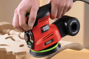 IMAGEN DE LIJADORA BLACK AND DECKER / BLACK AND DECKER SANDER IMAGE