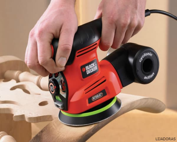 ORBITAL BLACK AND DECKER SANDER: Great Price on Qualified Products