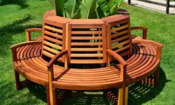 IMAGEN DE BANCO DE MADERA / wooden bench image