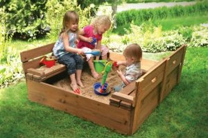 IMAGEN DE BANCO DE MADERA PARA NINOS / childrens wooden benches
