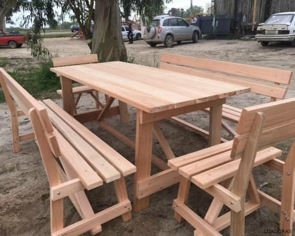 WOODEN GARDEN BENCHES: Great Price on Qualified Products