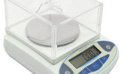 imagen de balanza de laboratorio / laboratory balance image