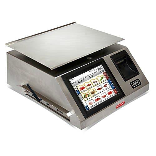 BALANZAS ELECTRÓNICAS Con Impresora de TICKET