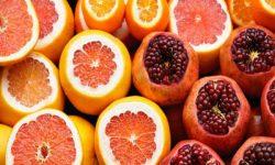 IMAGEN DE FRUTAS DE INVIERNO / IMAGE OF WINTER FRUITS