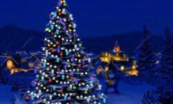 IMAGEN DE ARBOL DE NAVIDAD / CHRISTMAS TREE IMAGE