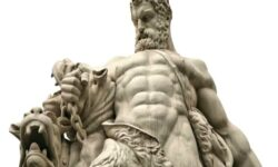 IMAGEN DEL DIOS HERACLES / HERACLES GOD IMAGE