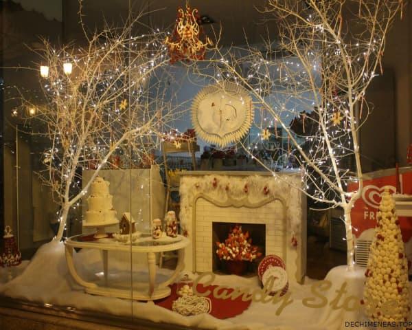 CHIMENEAS DE CARTÓN Decoradas y De Navidad: ¿ Cómo Hacerlas ?